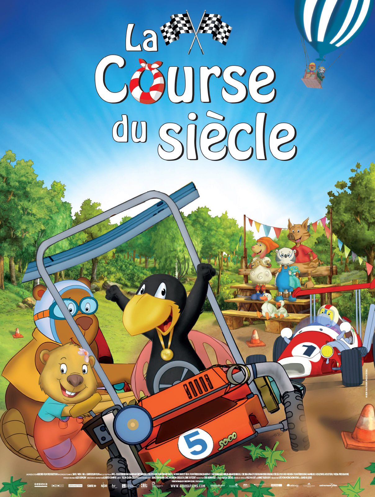 AFF COURSE DU SIECLE
