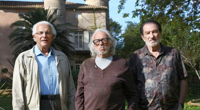 Un film de Christophe DUTHURON, avec Pierre RICHARD, Roland GIRAUD; Eddy MITCHELL et Alice POL.