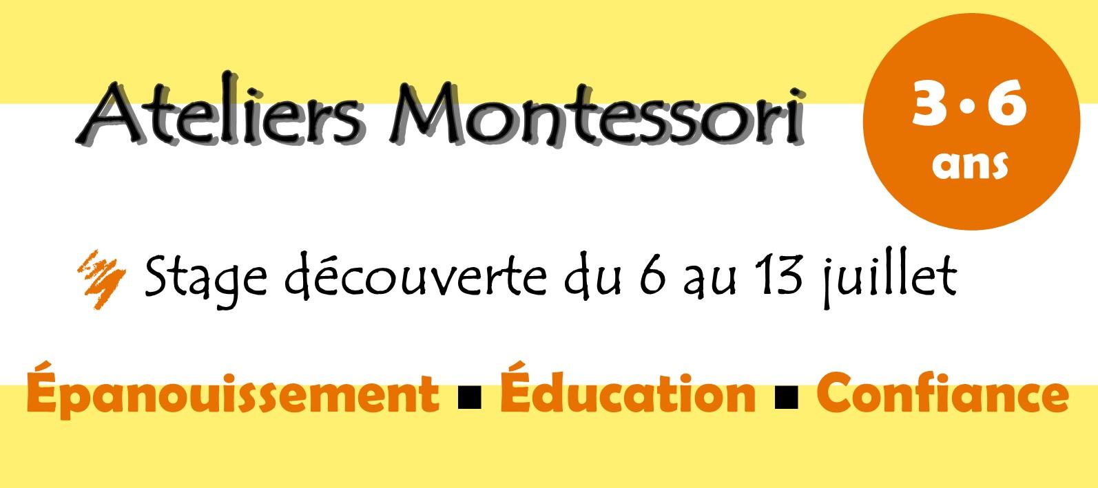 ENTETE MONTESSORI