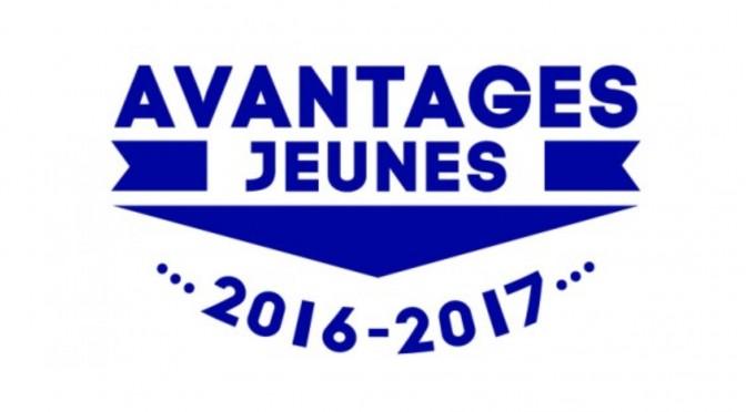 Carte Avantages Jeunes 2016/2017
