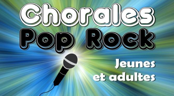 Chorales Pop-Rock jeunes et adultes