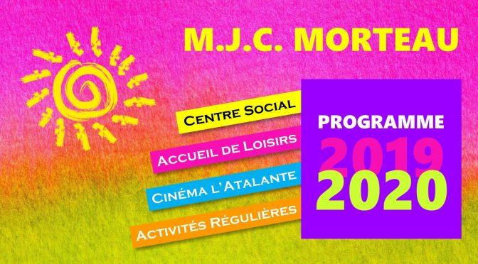 Programme des activites 2019/2020