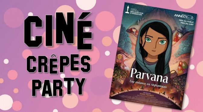 Ciné crêpes party – 4 novembre 2018