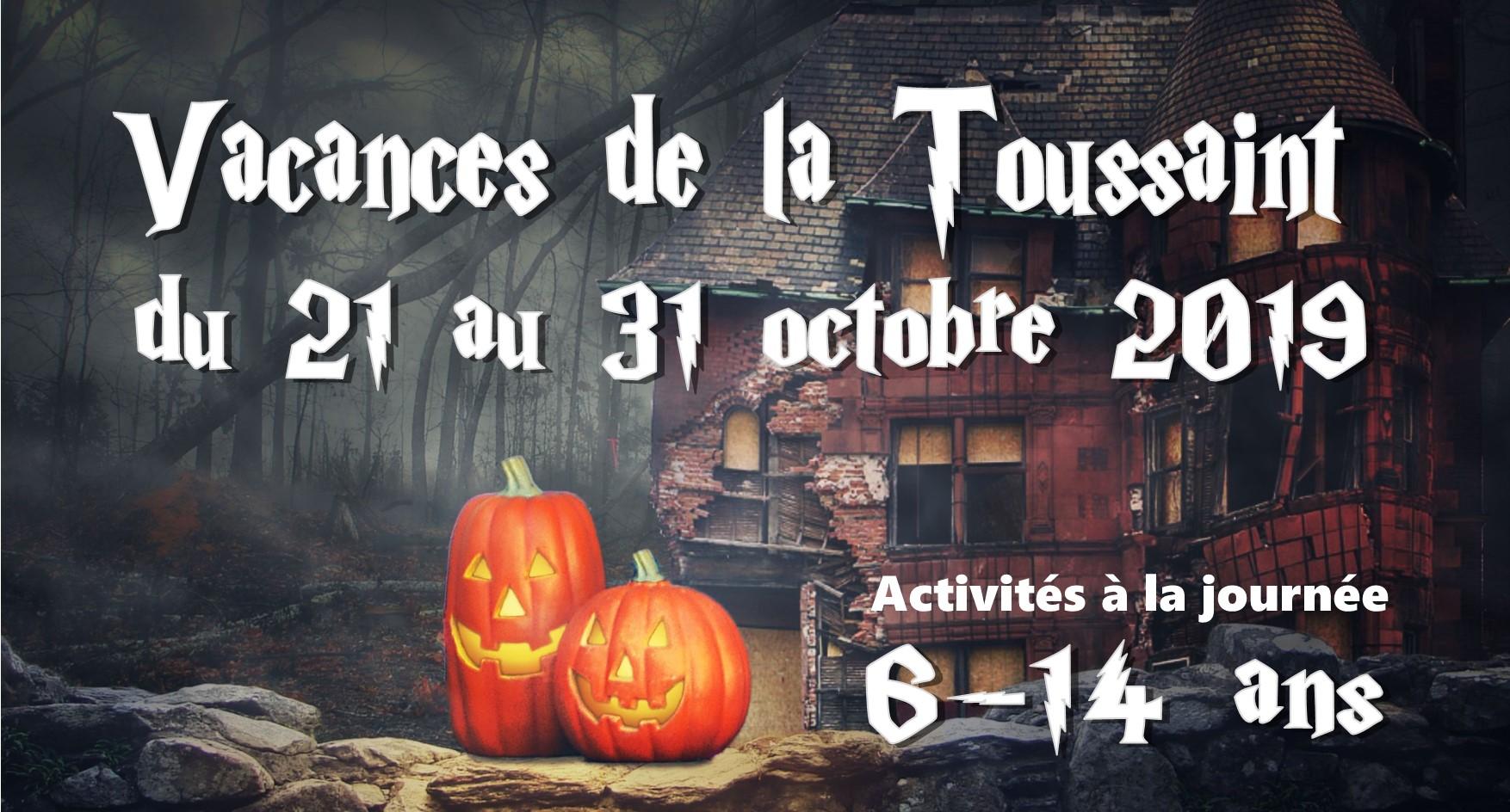 Vacances de la toussaint 2019 mjc morteau - Les vacances de la toussaint 2020 ...