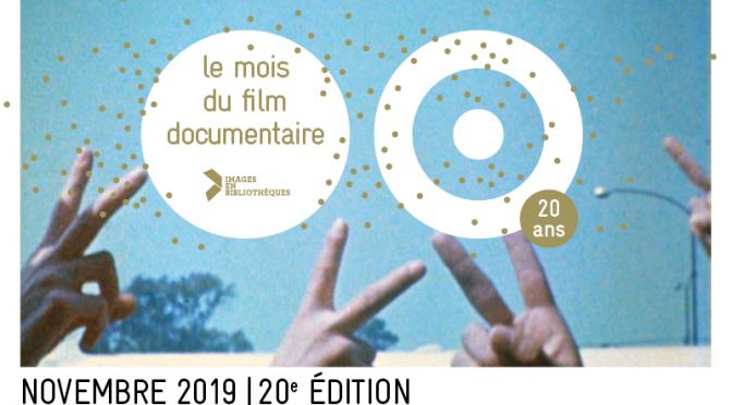 Le mois du film documentaire – novembre 2019