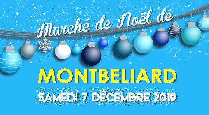 Sortie au marché de noël de Montbéliard – samedi 7 décembre 2019