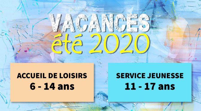 activites jeunesse – ete 2020